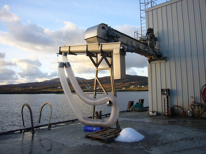 Ice Conveying Systems